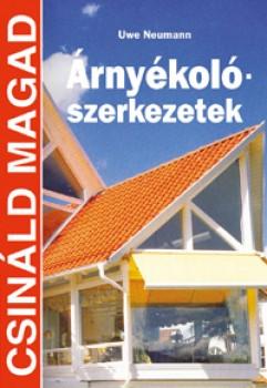 Könyv Árnyékoló szerkezetek