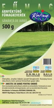Árnyéktűrő fűmag keverék 500g