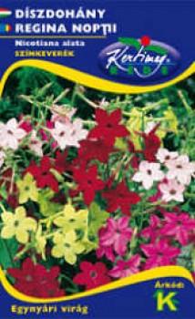 Virág vetőmag Díszdohány színkeverék