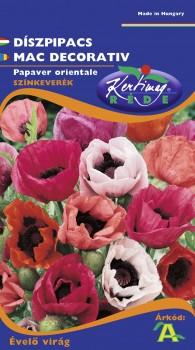 Virágmag Díszpipacs