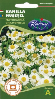 Kamilla gyógynövény vetőmag Virágmag