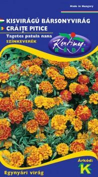Virág vetőmag Bársonyvirág