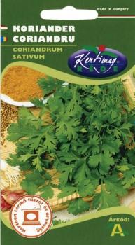 Koriander Fűszernövény vetőmag