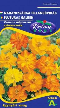 Virág vetőmag Sárga Pillangóvirág