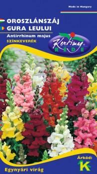 Virág vetőmag Oroszlánszáj