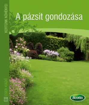 Könyv A pázsit gondozása