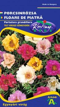 Virág virágmag Porcsinrózsa