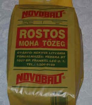 Novobalt tőzeg 15 liter talaj savanyításra
