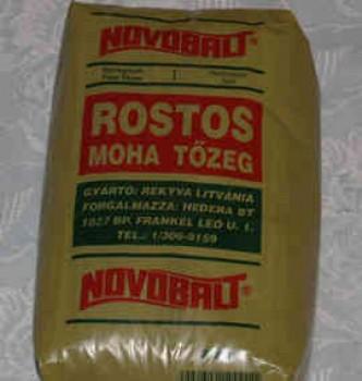 Novobalt rostos tőzeg 2 liter