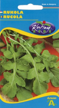 Zöldség vetőmag Rucola