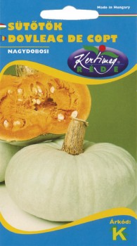 Nagydobosi sütőtök - Zöldség vetőmag, Zöldségmag