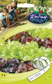 Zöldség vetőmag Tépősaláta vetőszalag