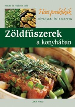 Könyv Zöldfűszerek a konyhában