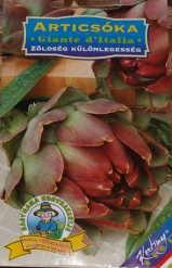 Zöldség vetőmag Articsóka
