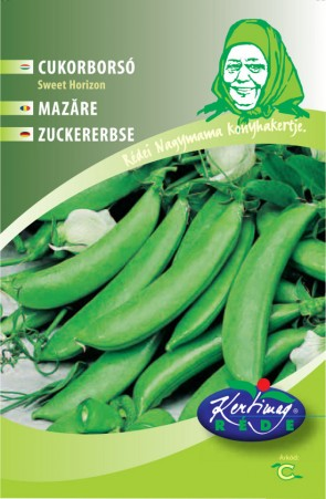Zöldség vetőmag Cukorborsó