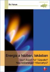 Energia házban lakásban, Könyv