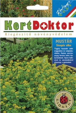 Fehér mustár mag - Zöldtrágya növény vetőmag