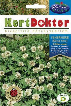 Fehérhere virág vetőmag, Trifolium repens - Virágmag