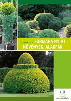 Könyv Formára nyírt növények alakfák