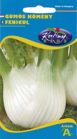 Zöldség vetőmag Gumós kömény