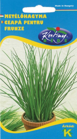 Metélőhagyma, snidling, Allium schoenoprasum - Zöldség vetőmag