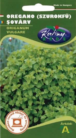 Fűszernövény vetőmag Oregano, szurokfű